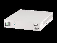 DVB-ASI/HD-SDI/SD-SDI 4分配器 冗長電源対応版